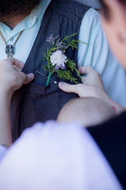 Custom floral arrangements wild flowers