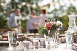 LGBTQ Weddings Outdoor Events Conference Meetings Parties Party Portland Oregon Wedding Bride Groom Reception
