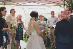officiant vows ceremony