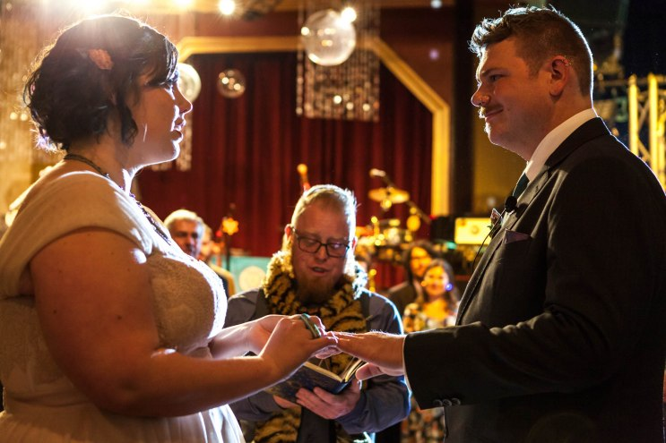 PDX Portland Officiant Marriage