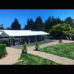 Wedding Venue Portland, OR, Willamette Valley, Garden, Outdoor venue, gazebo, wedding planner, coordination, event planner, bride, groom, Aurora